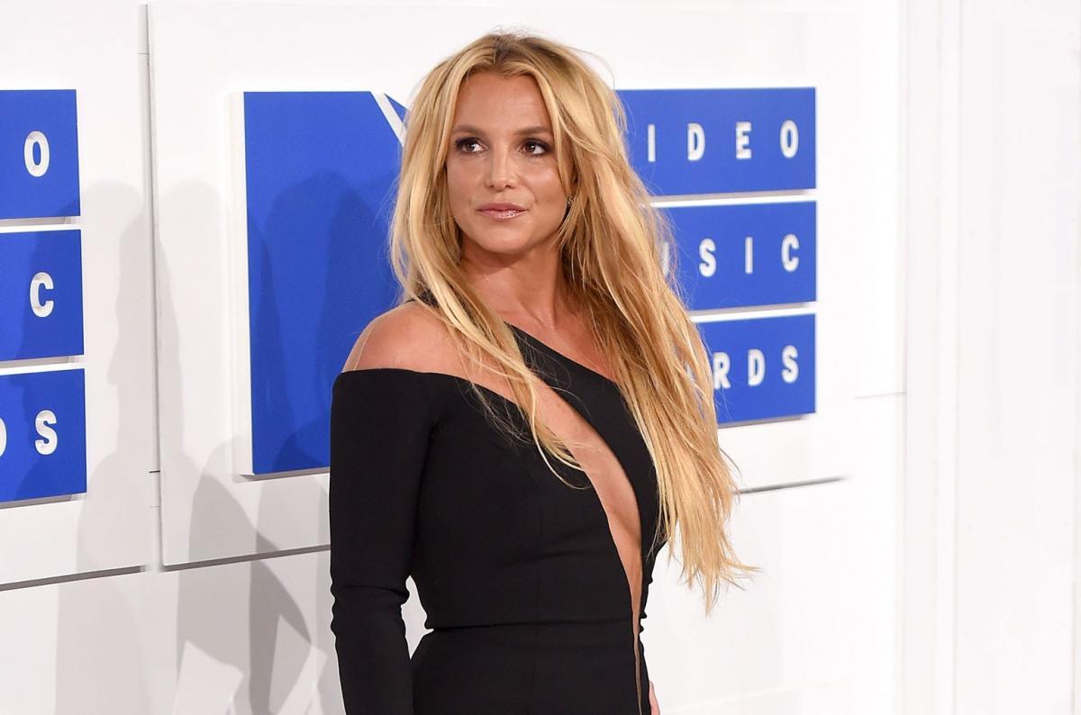 Framing Britney Spears sul red carpet
