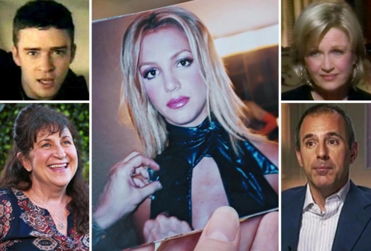 Framing Britney Spears documentario