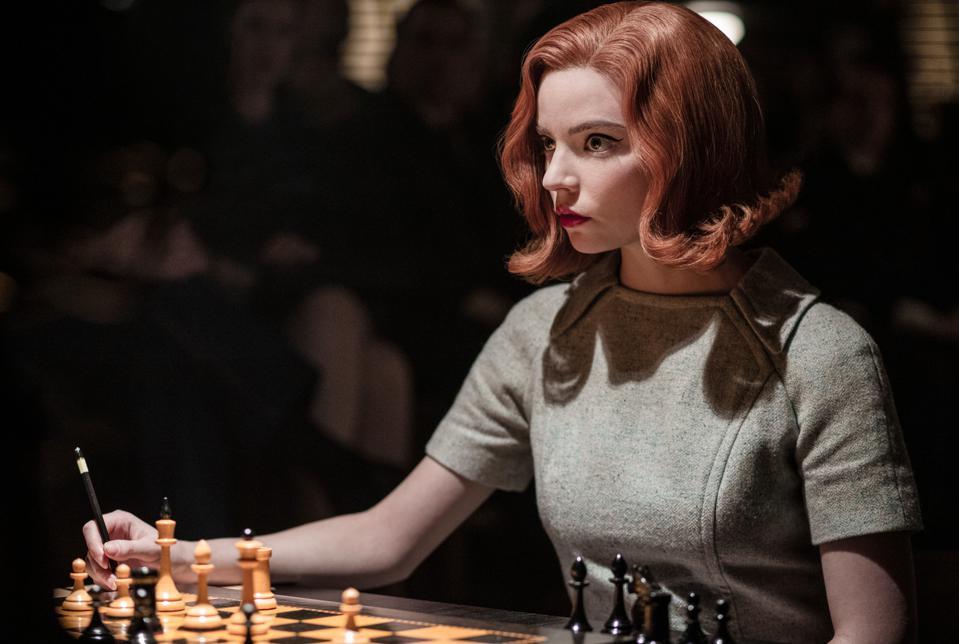serie Tv Netflix donne la regina degli scacchi