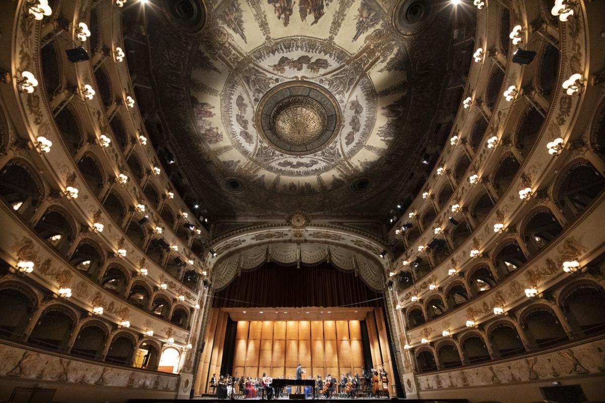 Ludwig Van Beethoven Teatro Comunale di Ferrara