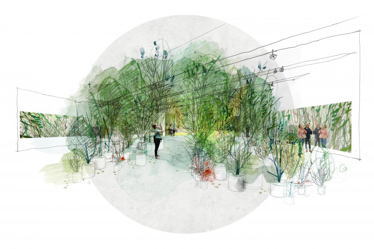 Foresta M9 rendering