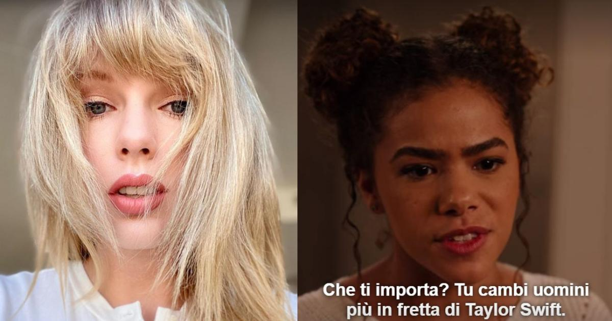 Ginny & Georgia Stagione 2 Taylor Swift