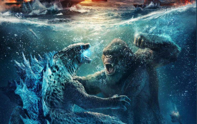 Godzilla vs Kong pugni
