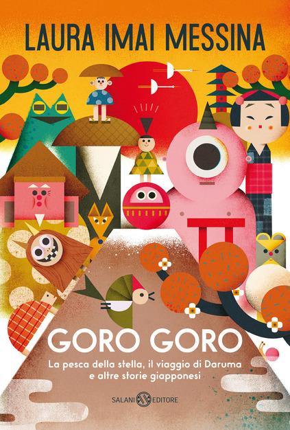 Goro goro copertina libro