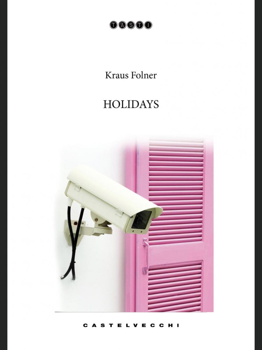 Holidays copertina libro