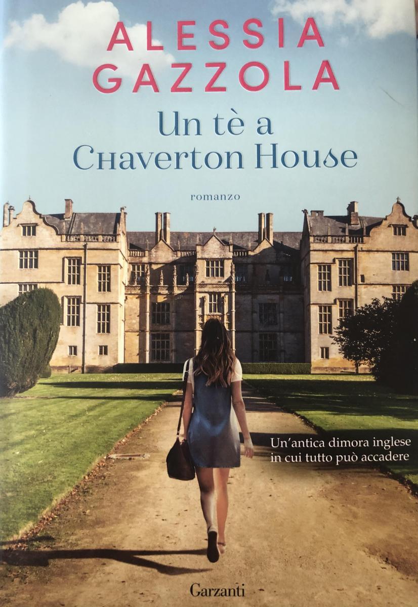 Un tè a Chaverton House copertina libro