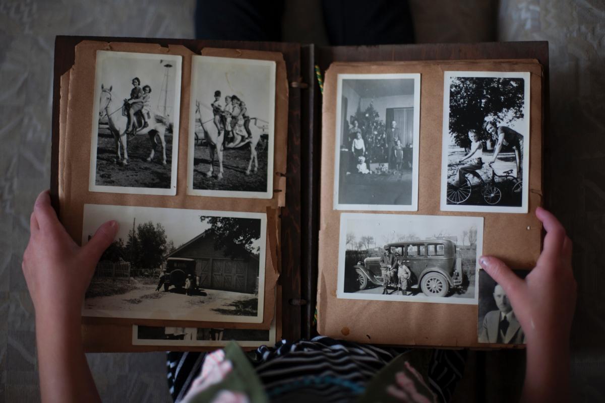 Un tè a Chaverton House libro con foto d'epoca