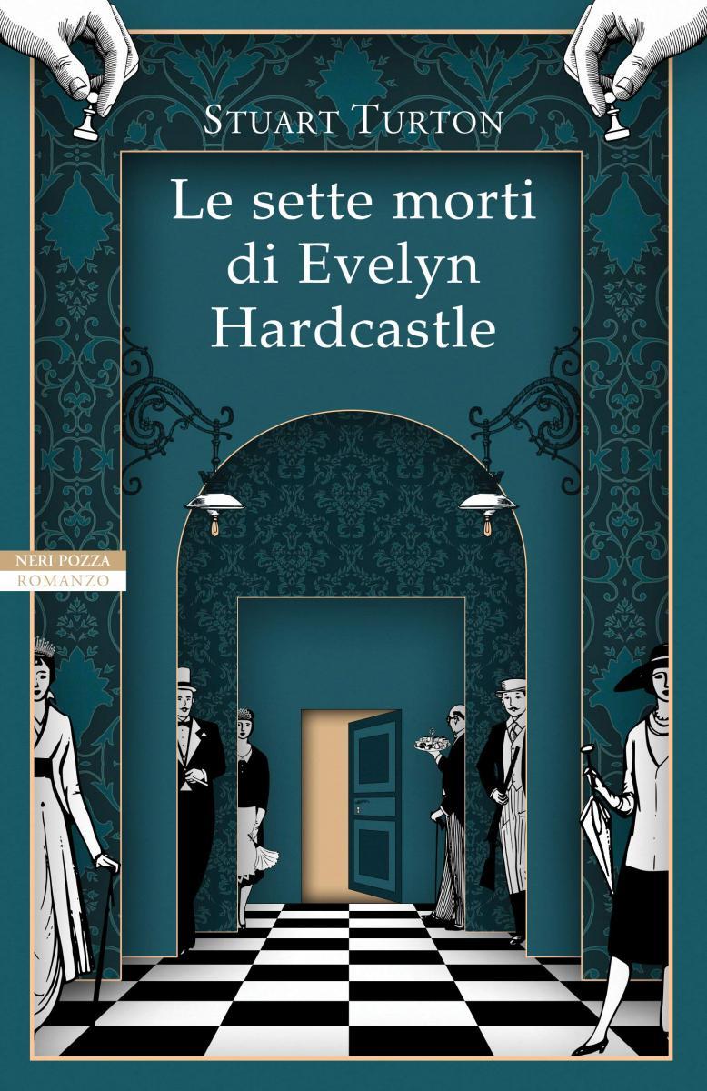 Le sette morti di Evelyn Hardcastle cover