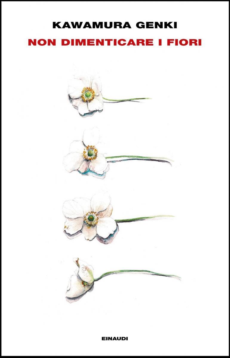 Non dimenticare i fiori copertina libro
