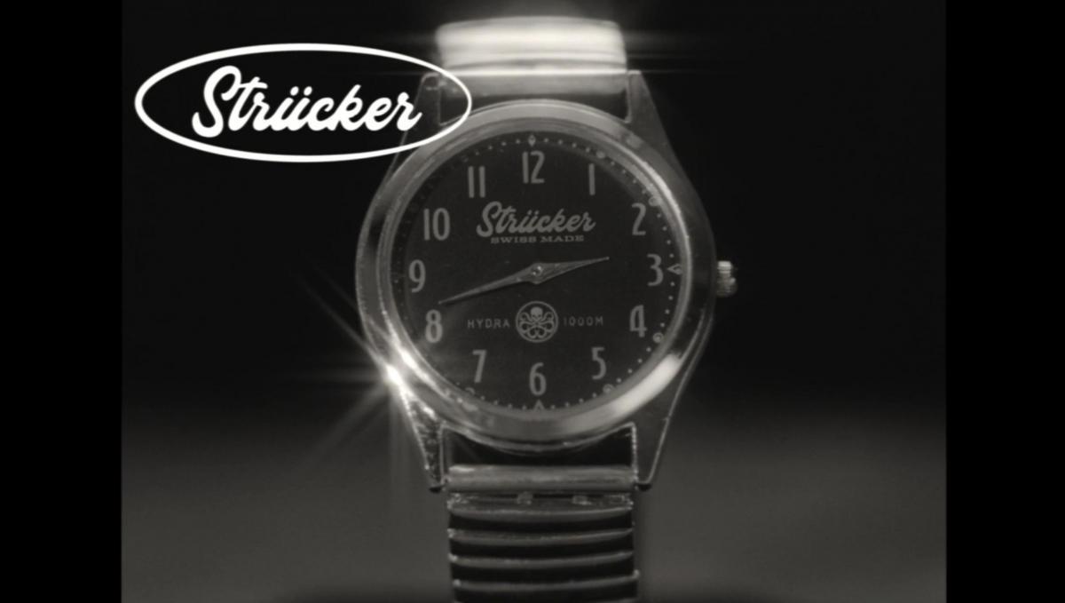 WandaVision orologio hydra