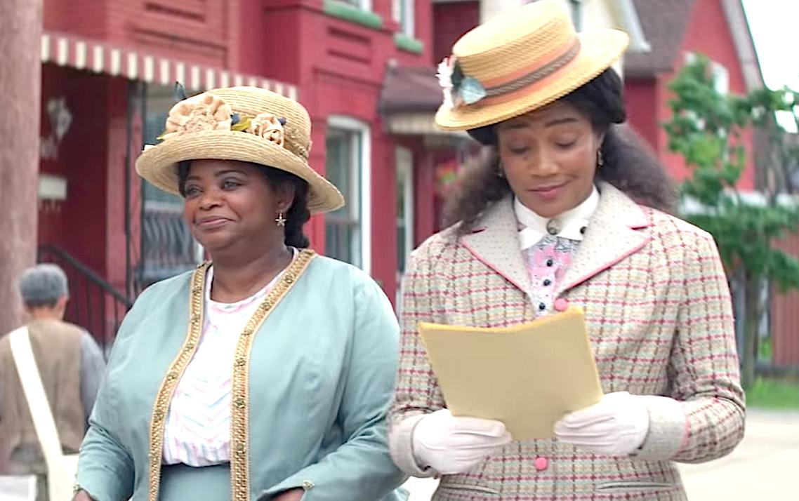 Octavia Spencer Tiffany Haddish
