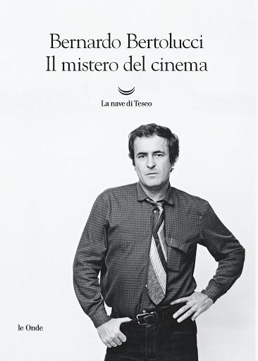 Bernardo Bertolucci copertina libro