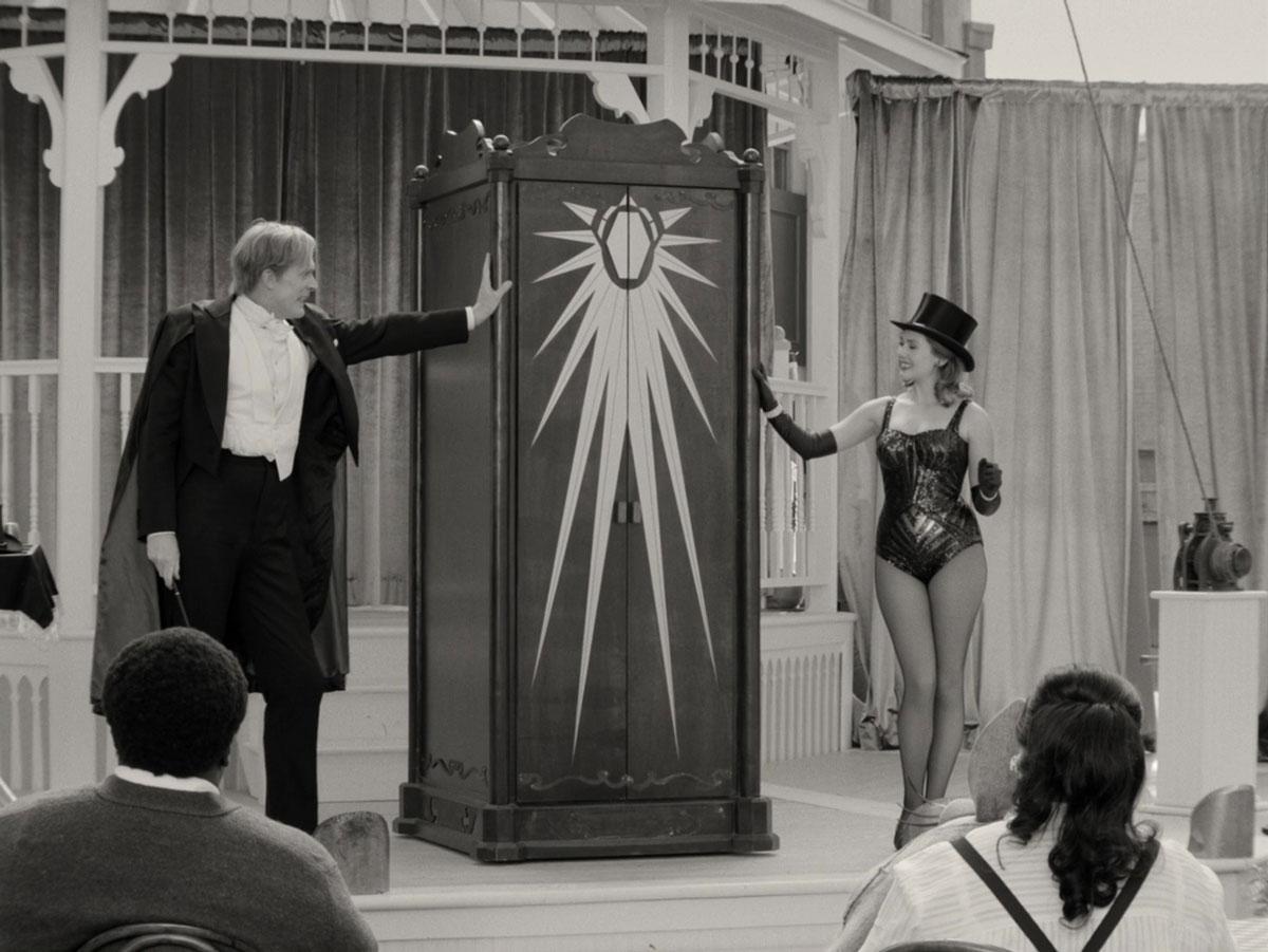 WandaVision spettacolo di magia