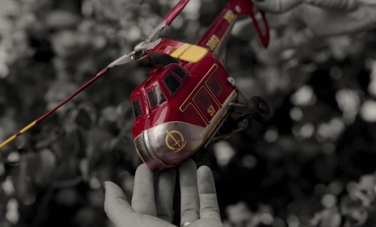 WandaVision elicottero