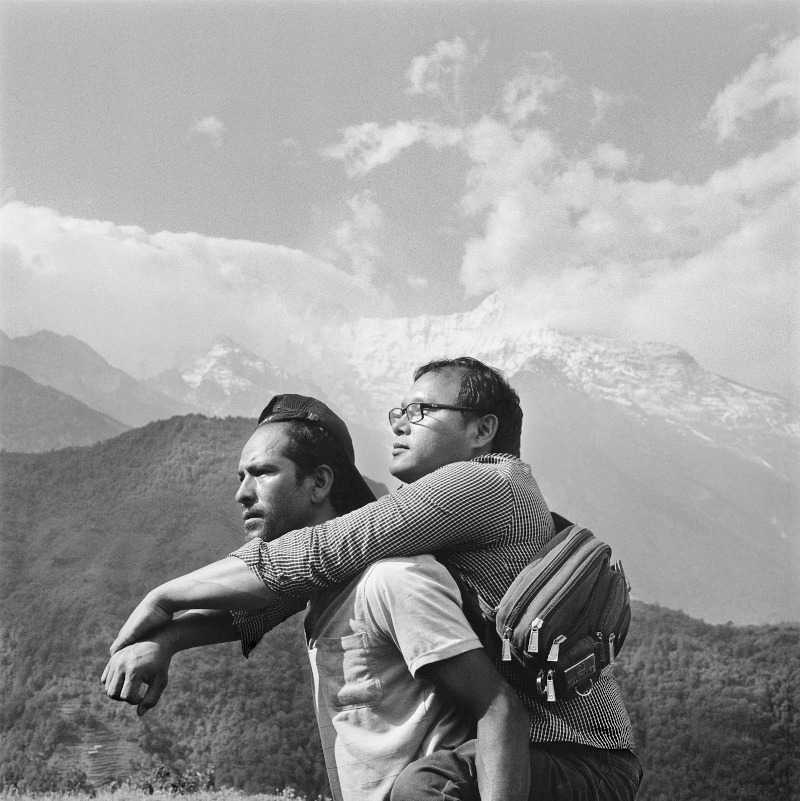 Nessuno Escluso Pokhara, Nepal