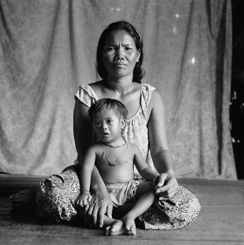 Nessuno Escluso Kampong Cham, Cambogia