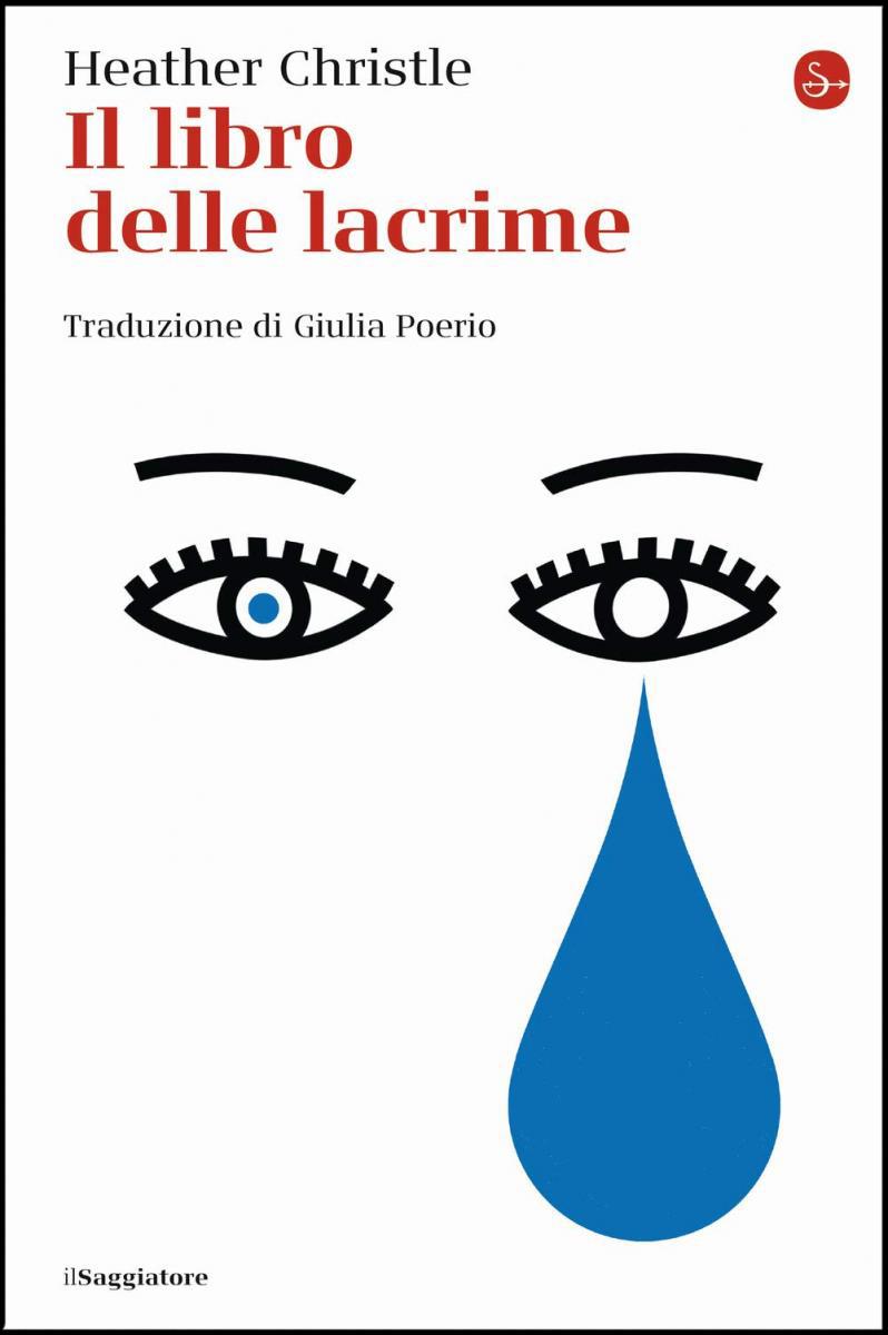 Il libro delle lacrime copertina libro