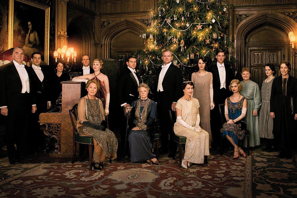Downton Abbey la famiglia