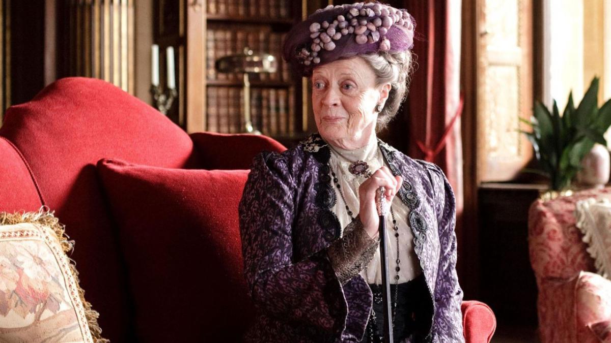 Downton Abbey Lady Violet