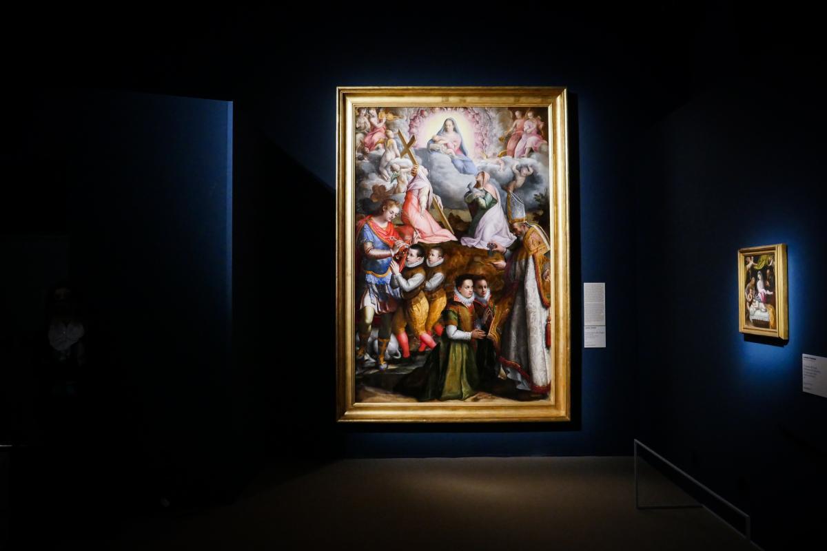 Le Signore dell'Arte quadro