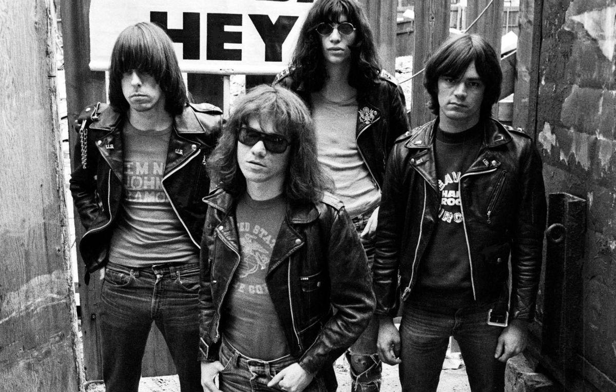 Joey Ramone Ramones
