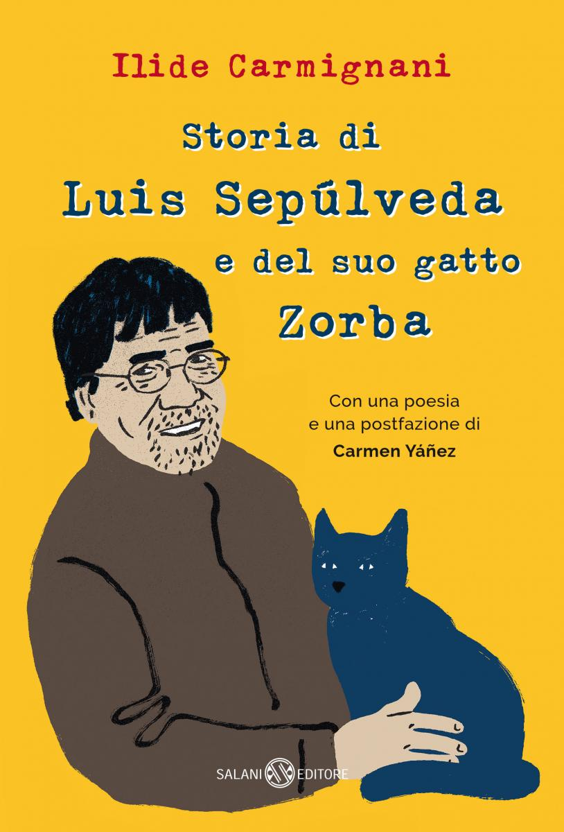 Luis Sepúlveda copertina libro