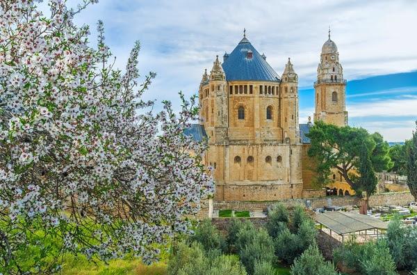 Israele riapre al turismo Gerusalemme, Basilica della Dormizione