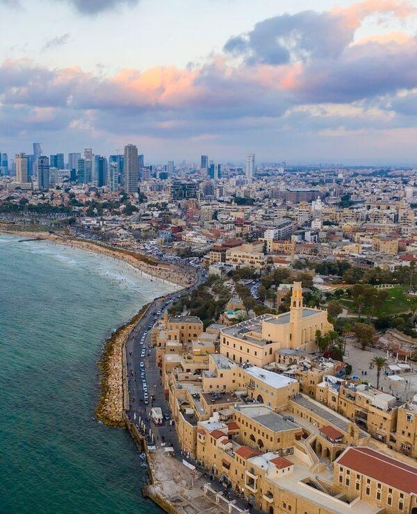 Israele riapre al turismo Tel Aviv