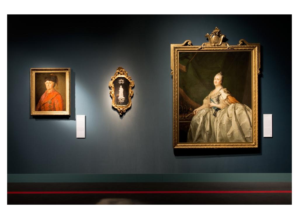 mostra Divine e avanguardie palazzo reale milano