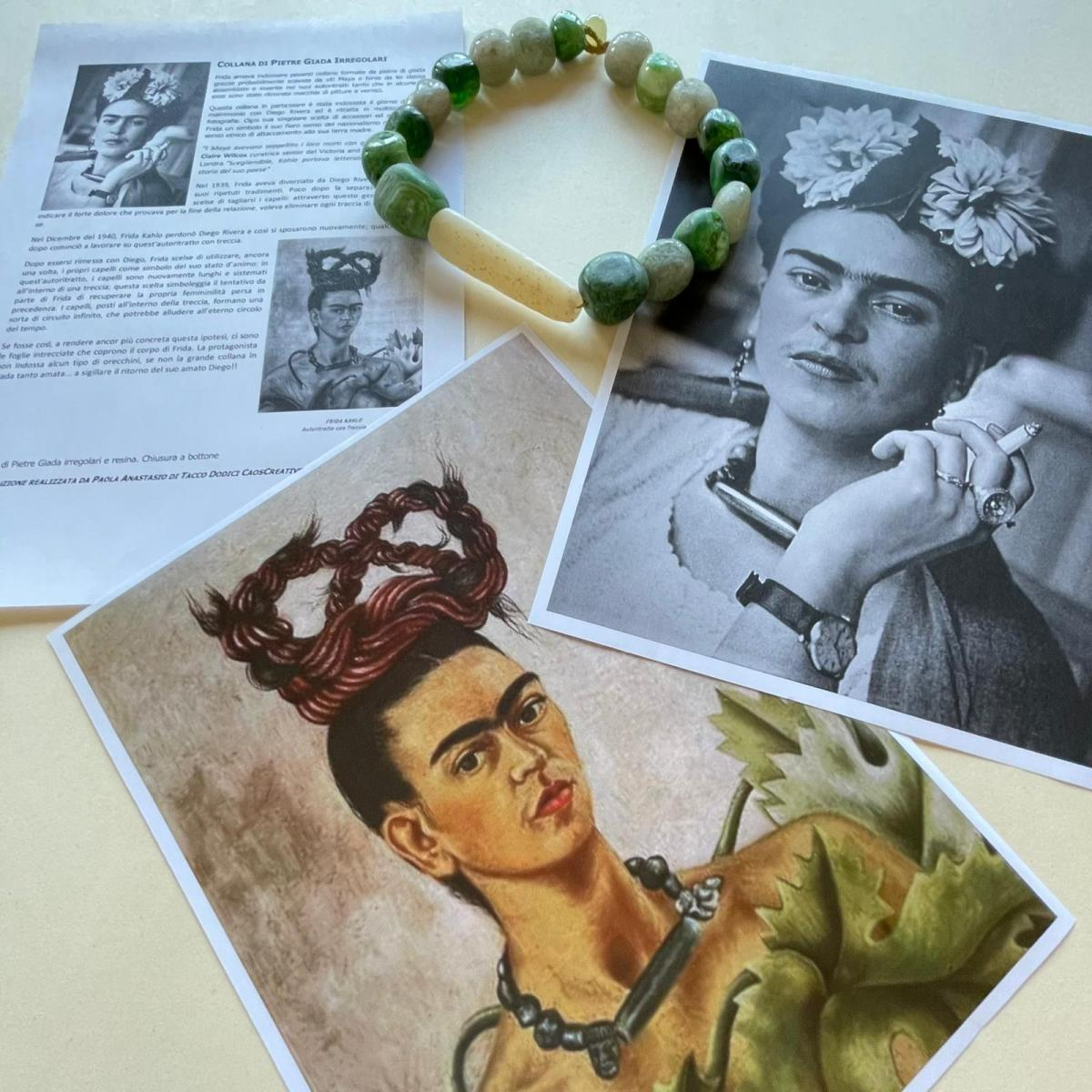 Frida Kahlo TaccoDodici CaosCreativo