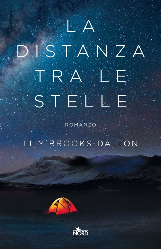 La distanza tra le stelle copertina libro
