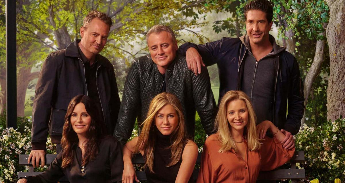 Friends: The Reunion italia