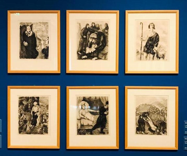Marc Chagall esposizione