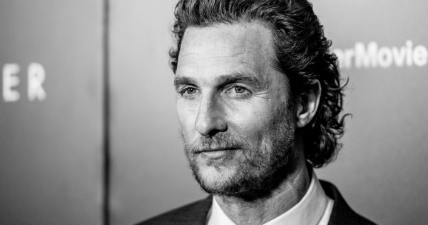 Greenlights, il memoir di Matthew McConaughey