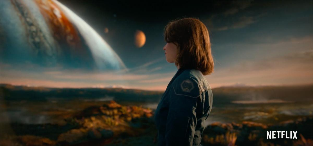 The Midnight Sky film