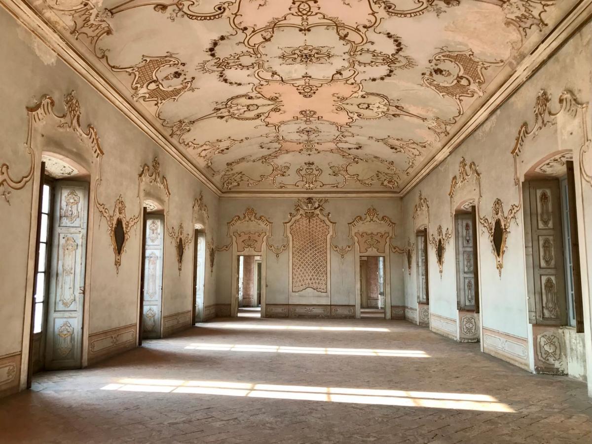 Villa Arconati riapre sala da ballo