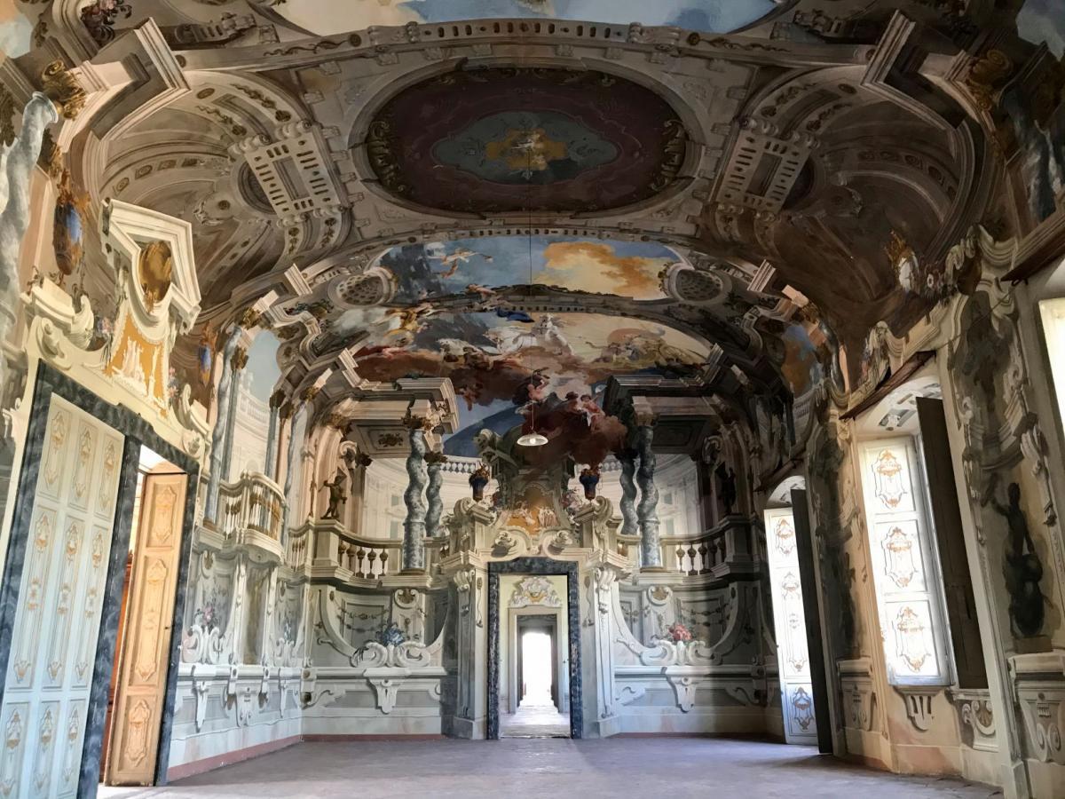 Villa Arconati riapre sala di fetonte