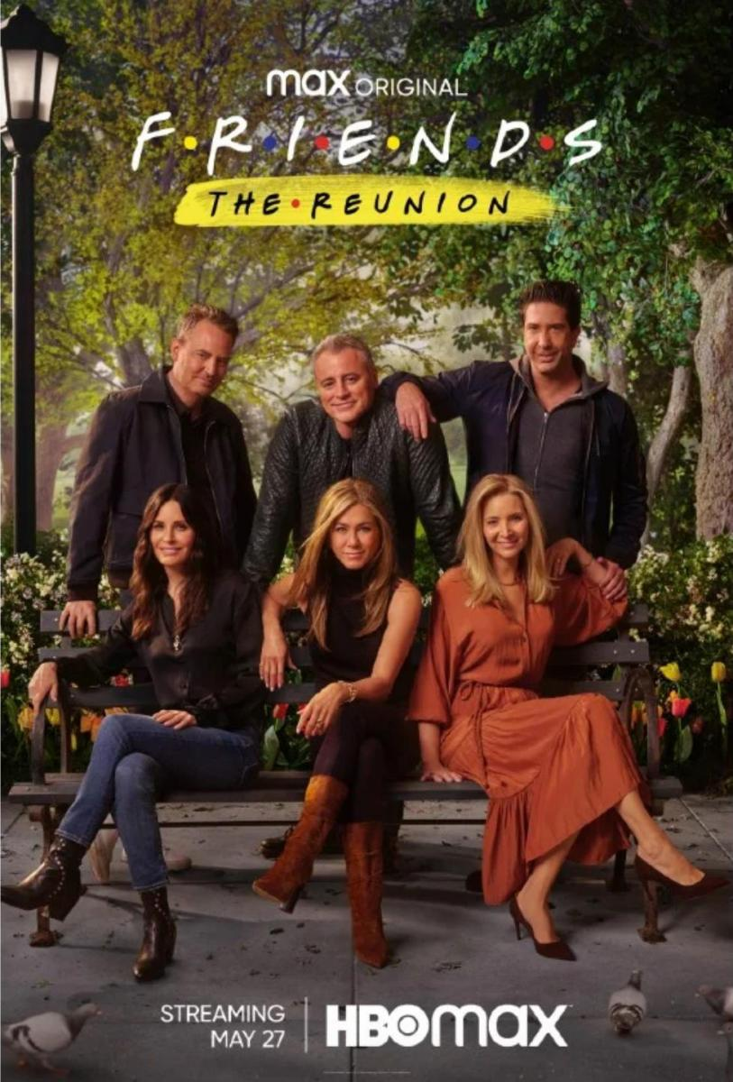 Friends: The Reunion locandina