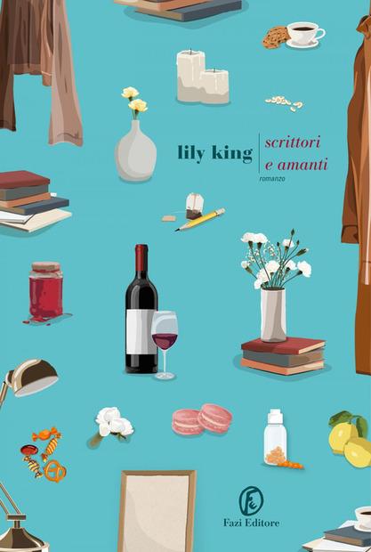 Scrittori e amanti copertina libro