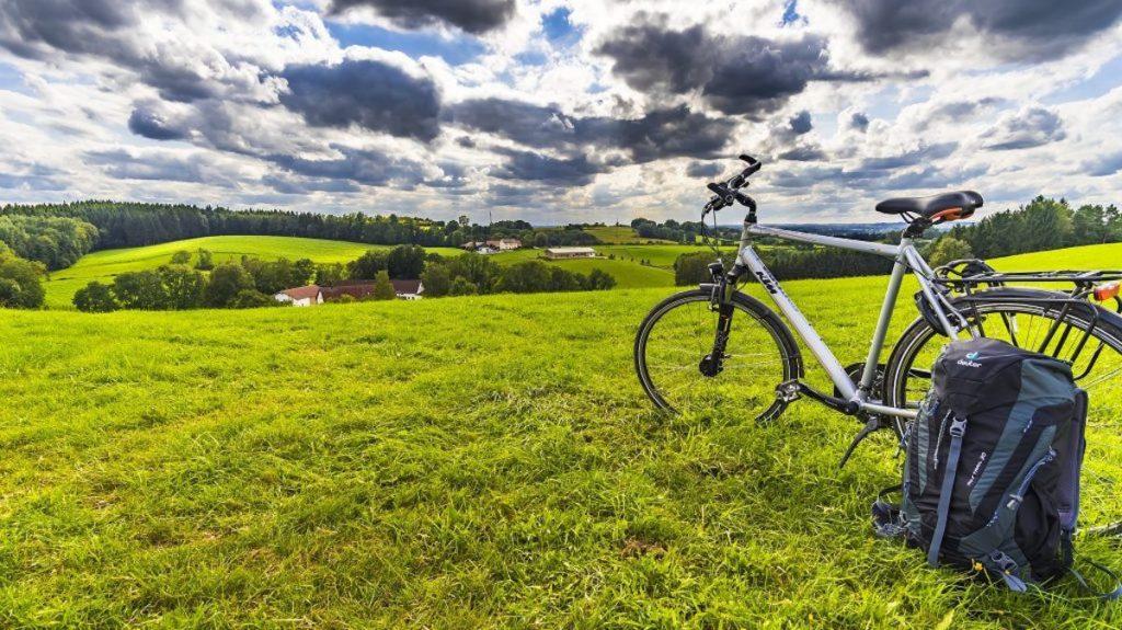 Turismo sostenibile bicicletta