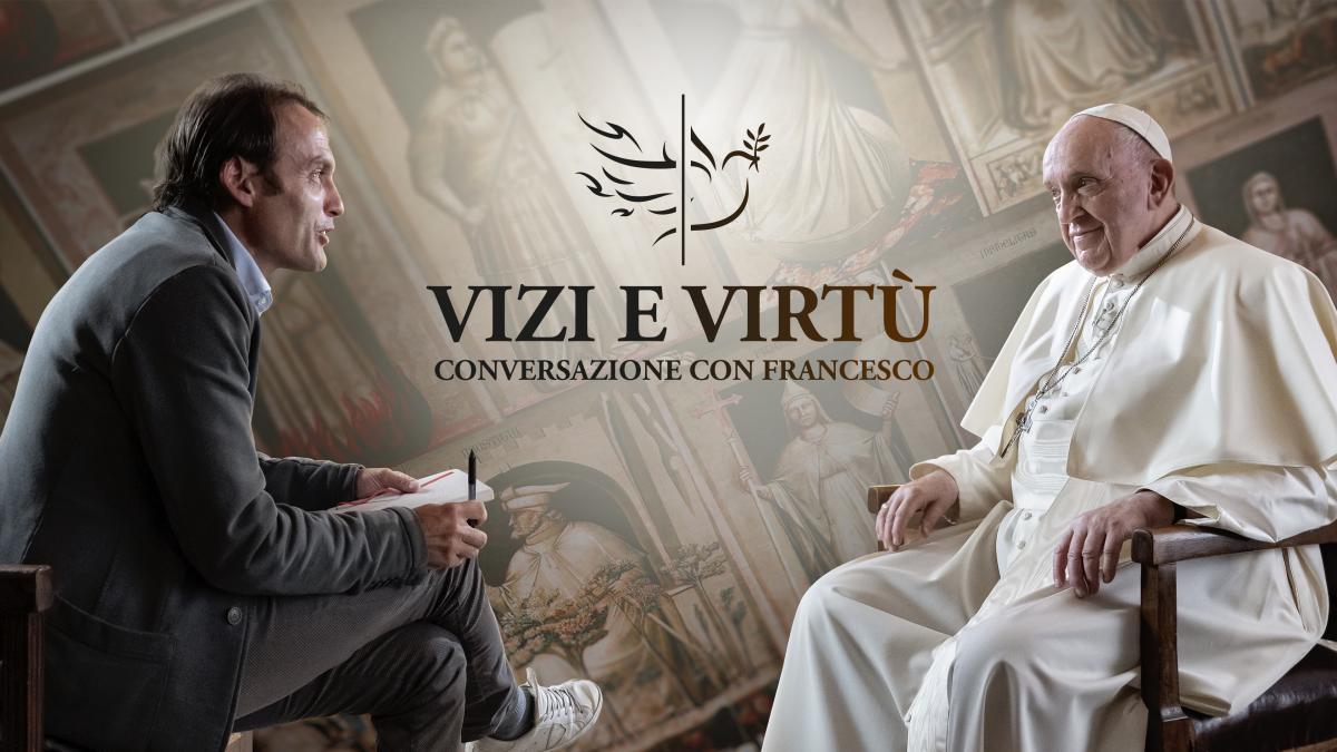 Papa Francesco e Don Marco Pozza