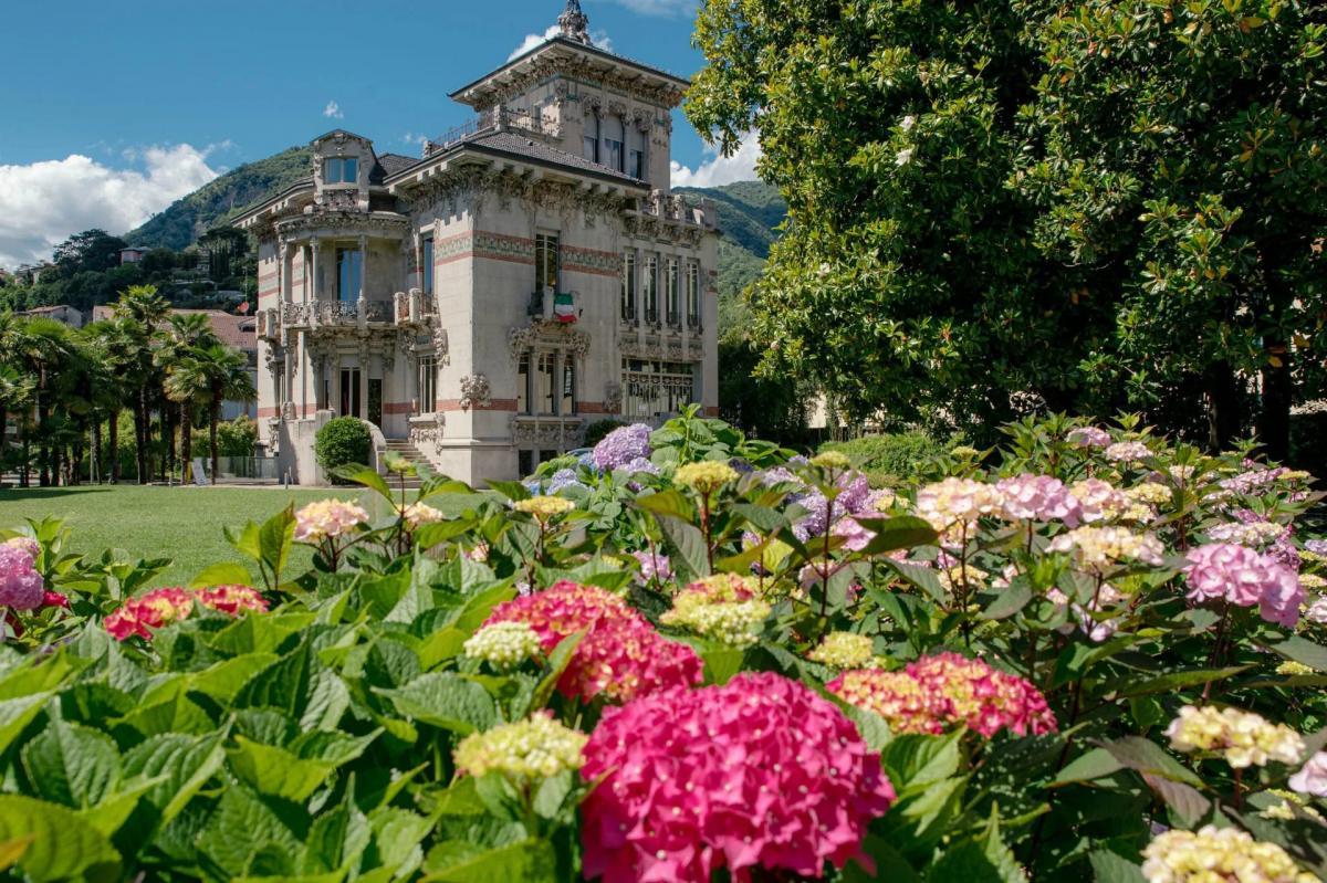 Ville del Lago di Como Villa Bernasconi