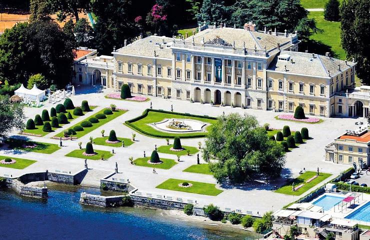 Ville del Lago di Como Villa Olmo