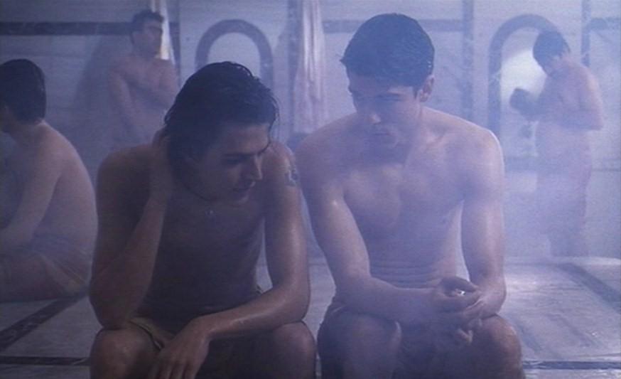 film e serie tv LGBTQ bagno turco
