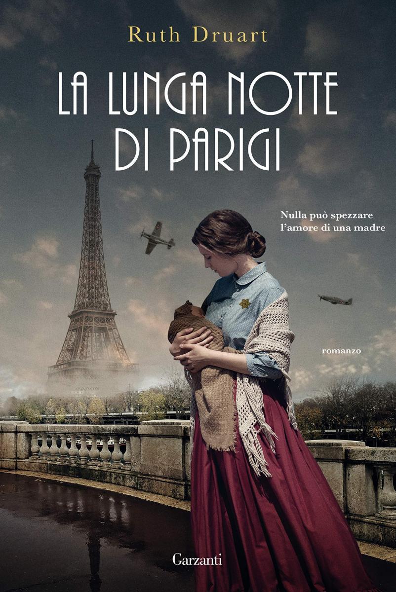 La lunga notte di Parigi copertina