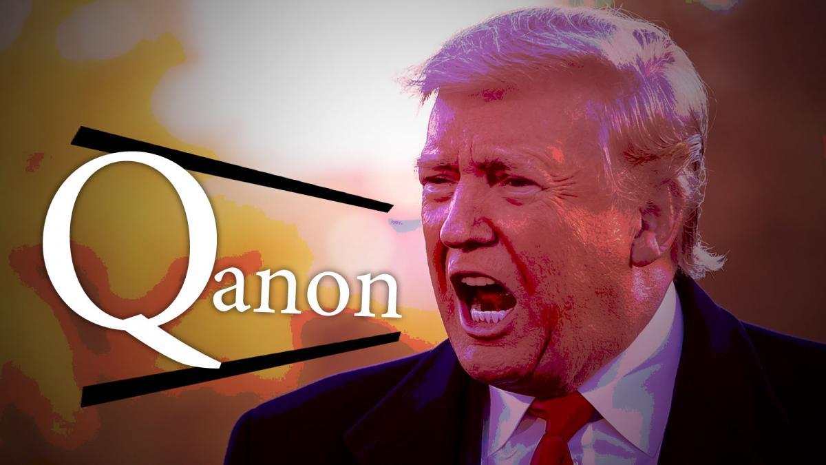 QAnon Trump