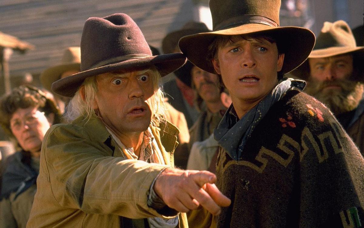 film anni '90 Ritorno al futuro III (1990)
