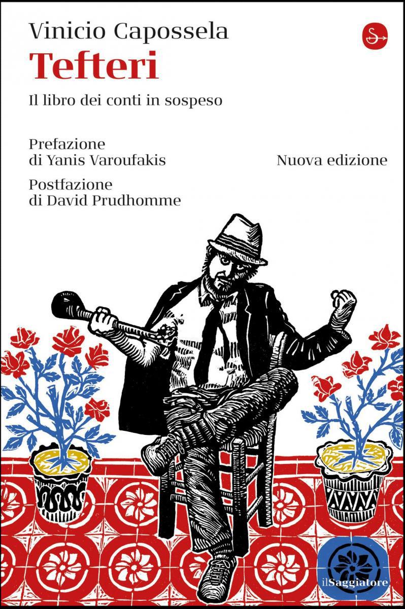 Tefteri di Vinicio Capossela copertina