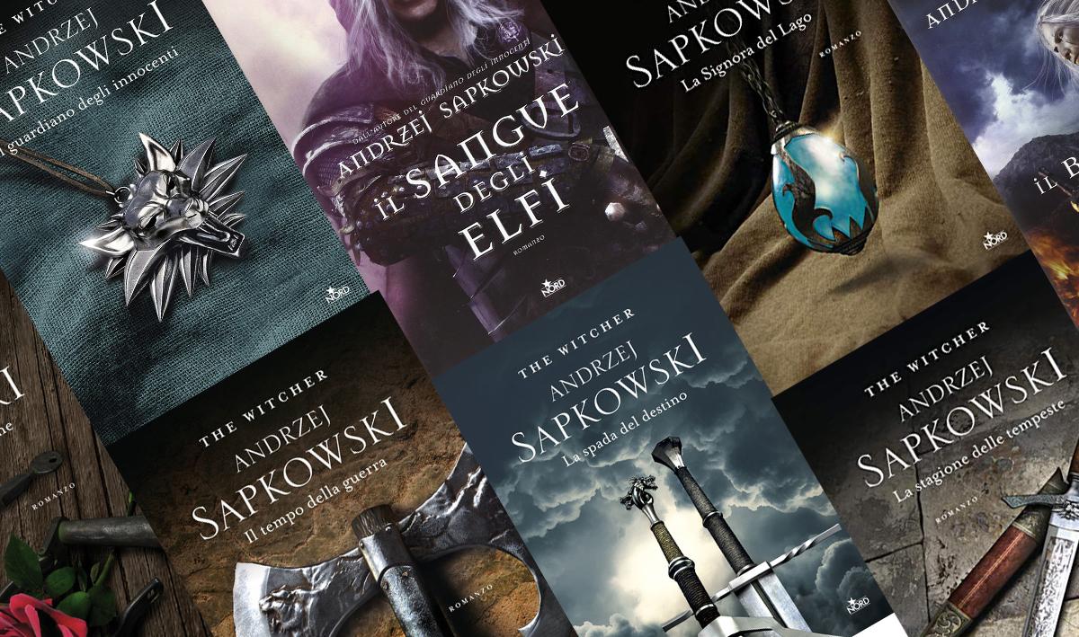 The Witcher: i libri