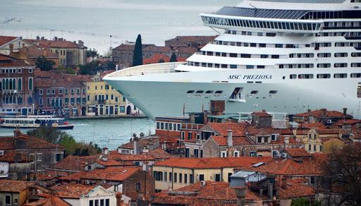 Unesco e l'ultimatum per Venezia